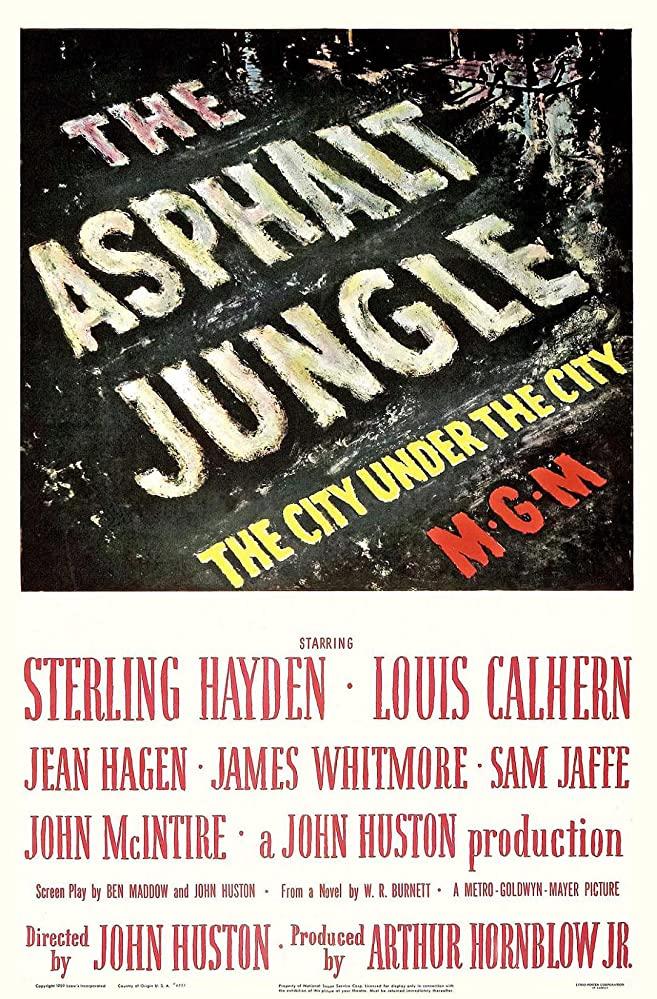 The Asphalt Jungle (1950)
