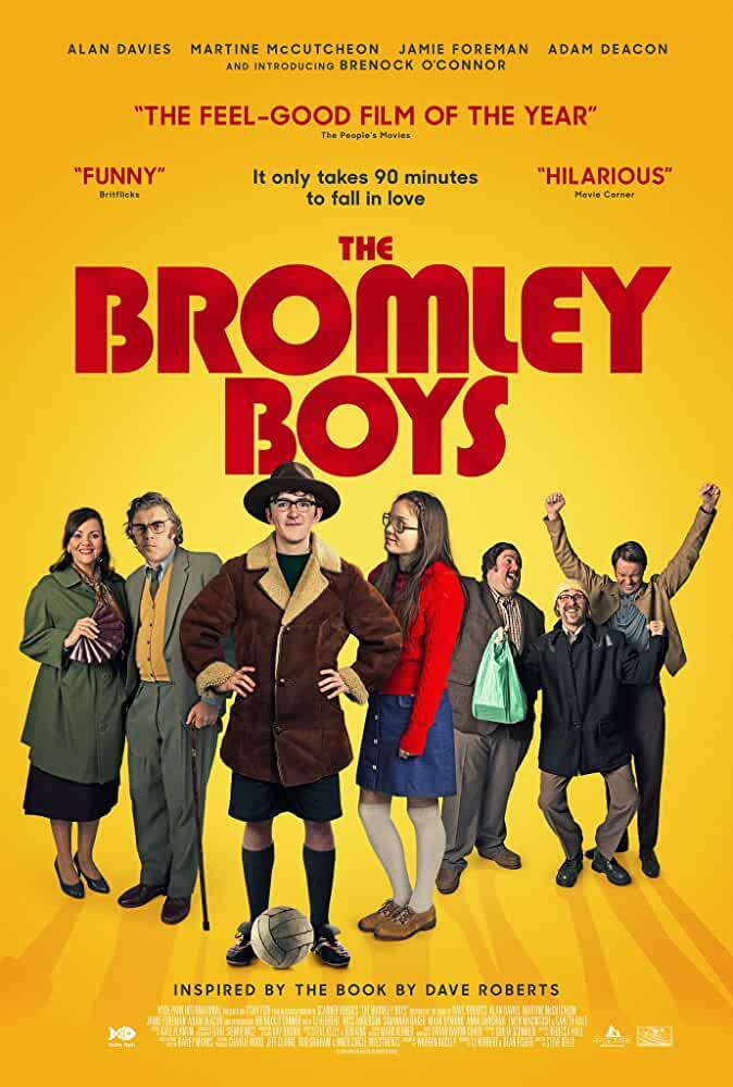The Bromley Boys (2018)