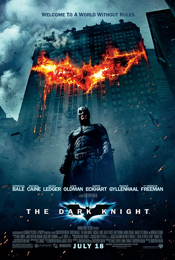 The Dark Knight (2008)