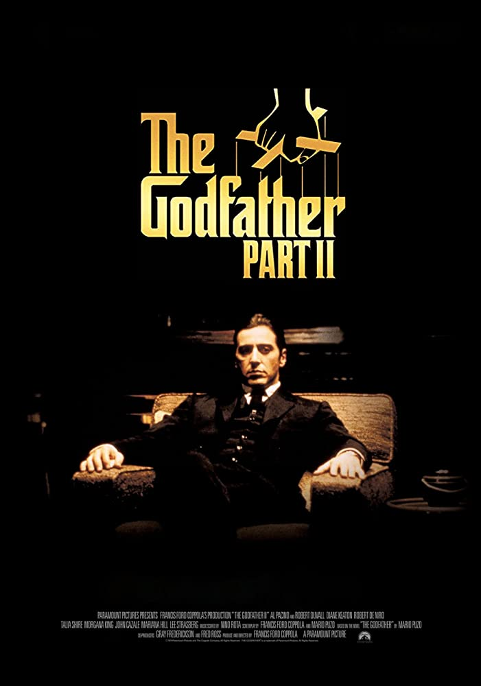The Godfather Part II (1974)
