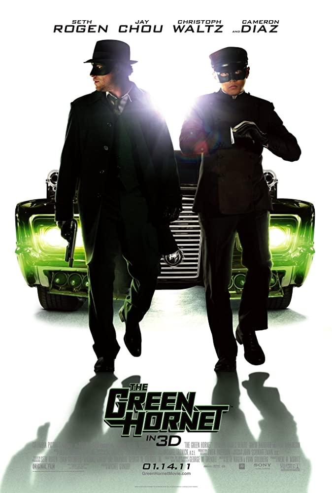 The Green Hornet (2011)