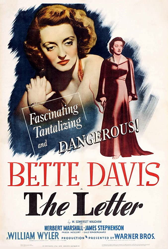 The Letter (1940)