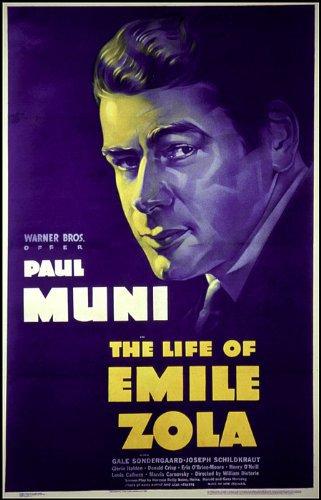 The Life of Emile Zola (1937)