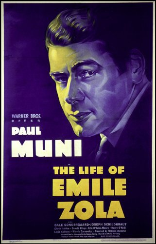 The Life of Emile Zola (1937)