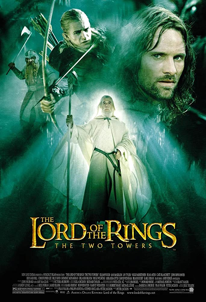 The Lord of the Rings The Two Towers (2002)