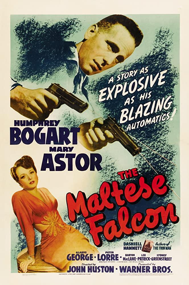 The Maltese Falcon (1941)