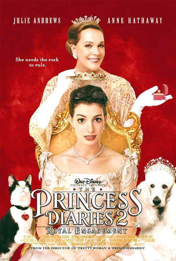The Princess Diaries 2 Royal Engagement (2004)
