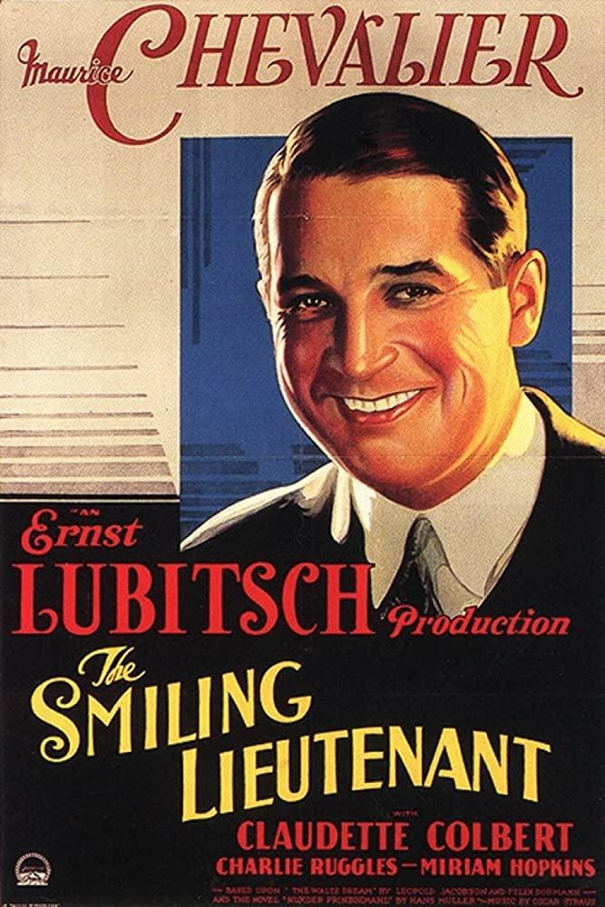 The Smiling Lieutenant (1931)