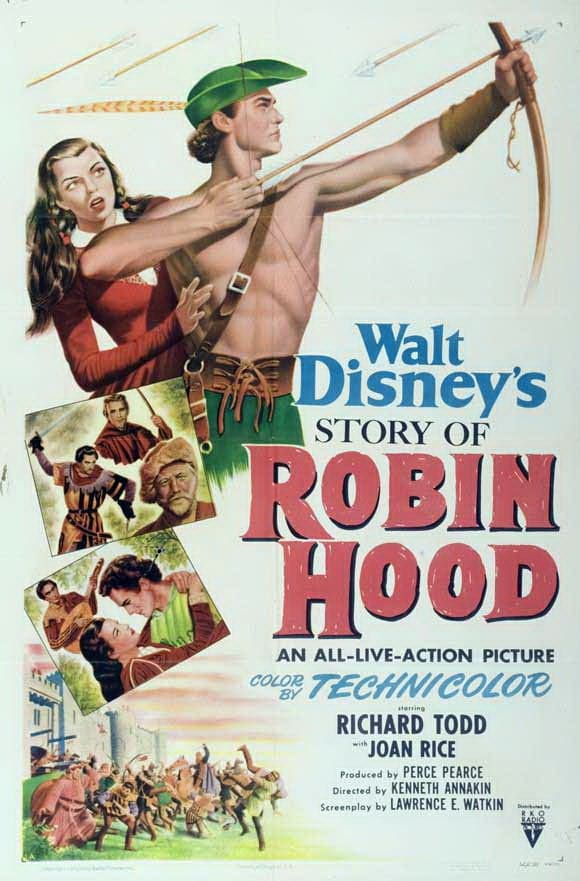 The Story of Robin Hood and His Merrie Men (1952)