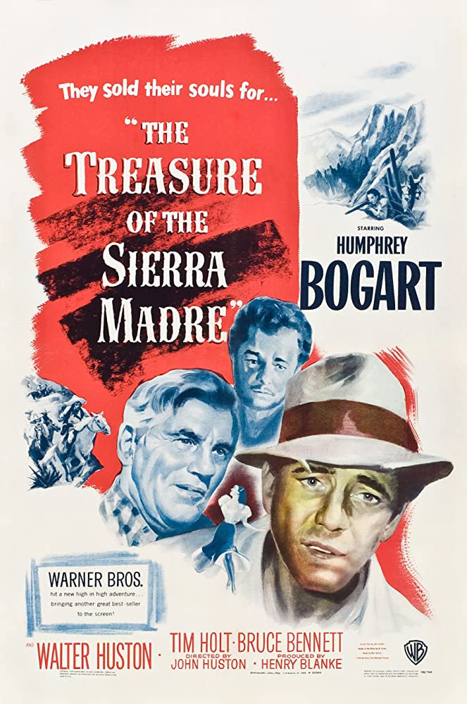 The Treasure of the Sierra Madre (1948)