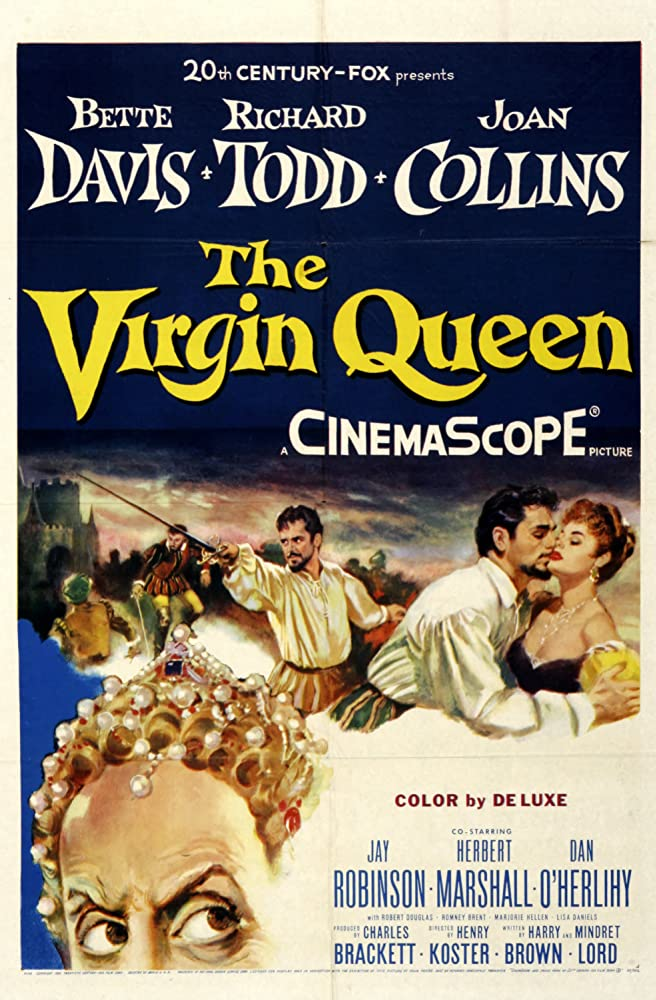 The Virgin Queen (1955)