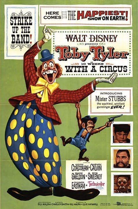 Toby Tyler or Ten Weeks with a Circus (1960)
