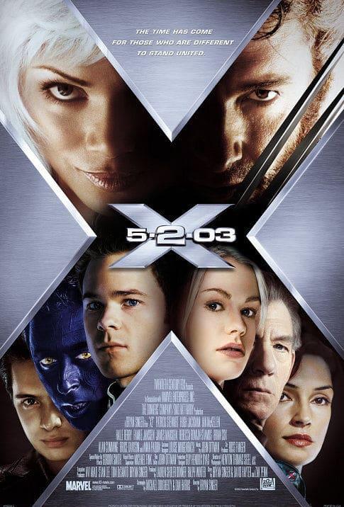 X2: X-Men United (2003)