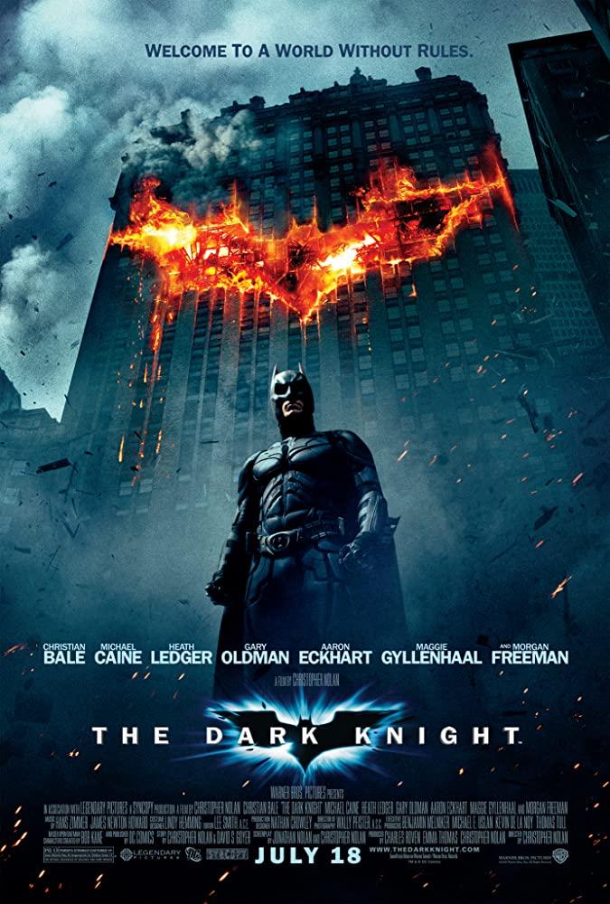 he Dark Knight (2008)