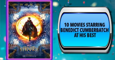 10 Movies Starring Benedict Cumberbatch at His Best