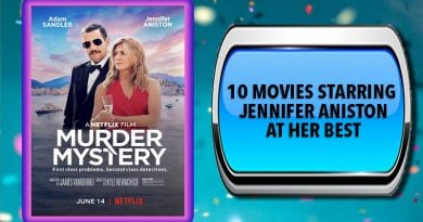 10 Movies Starring Jennifer Aniston at Her Best