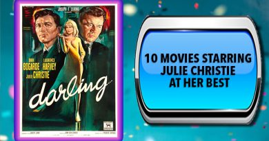 10 Movies Starring Julie Christie at Her Best