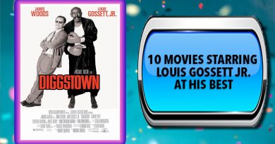 10 Movies Starring Louis Gossett Jr. at His Best