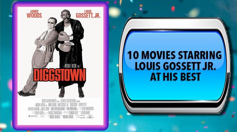 10 Movies Starring Louis Gossett Jr. at His Best