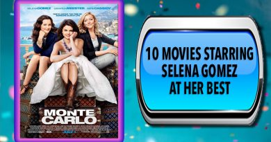 10 Movies Starring Selena Gomez at Her Best