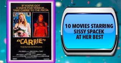 10 Movies Starring Sissy Spacek at Her Best