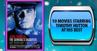 10 Movies Starring Timothy Hutton at His Best