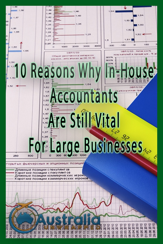 10 Reasons Why In-House Accountants Are Still Vital For Large Businesses