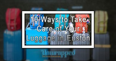 10 Ways to Take Care of Your Luggage in Euston