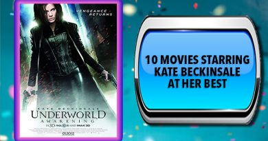 10 Movies Starring Kate Beckinsale at His Best