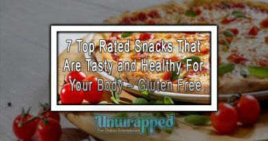 7 Top Rated Snacks That Are Tasty and Healthy For Your Body – Gluten Free