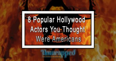 8 Popular Hollywood Actors You Thought Were Americans