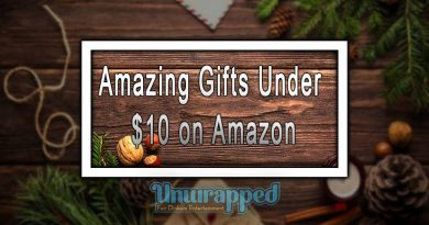 Amazing Gifts Under $10 on Amazon