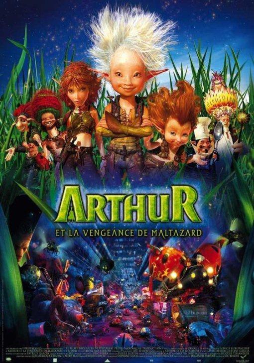 Arthur et la vengeance de Maltazard (2009)