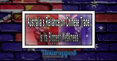 Australia's Reliance on Chinese Trade is its Biggest Weakness