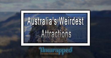 Australia's Weirdest Attractions