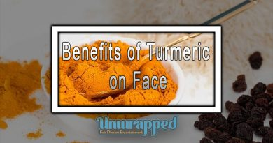 Benefits of Turmeric on Face