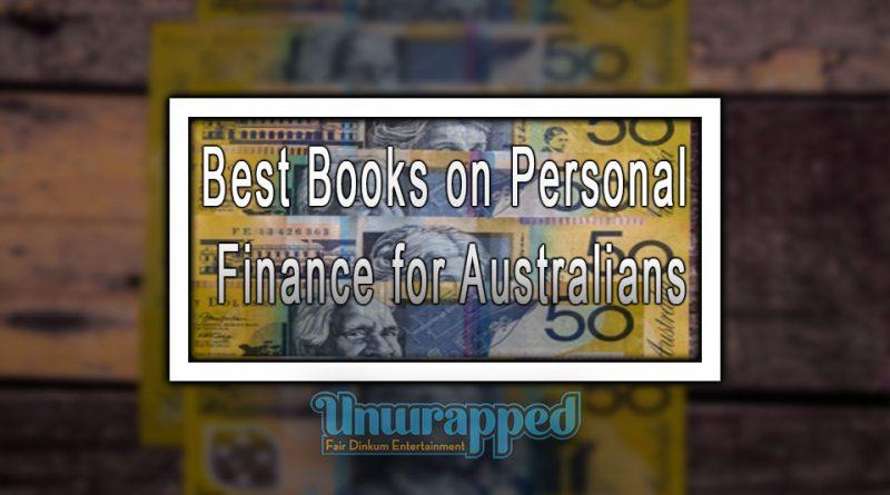 Best Books on Personal Finance for Australians