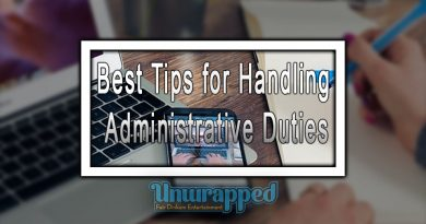 Best Tips for Handling Administrative Duties