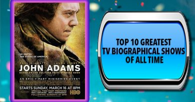 Top 10 Greatest TV Biographical Shows of All Time