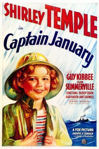 Captain January (1936)