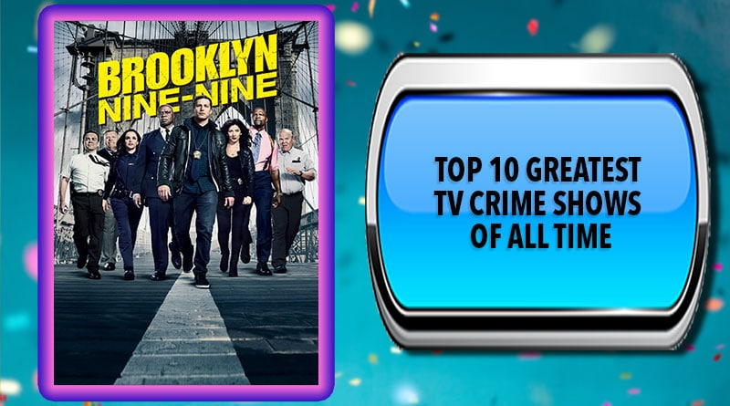 Top 10 Greatest TV Crime Shows of All Time