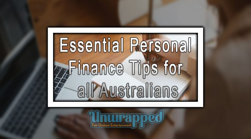 Essential Personal Finance Tips for all Australians