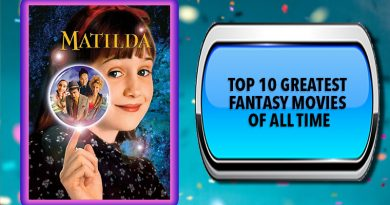 Top 10 Greatest Fantasy Movies of All Time