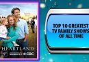 Top 10 Greatest TV Family Shows of All Time
