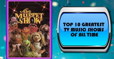 Top 10 Greatest TV Music Shows of All Time
