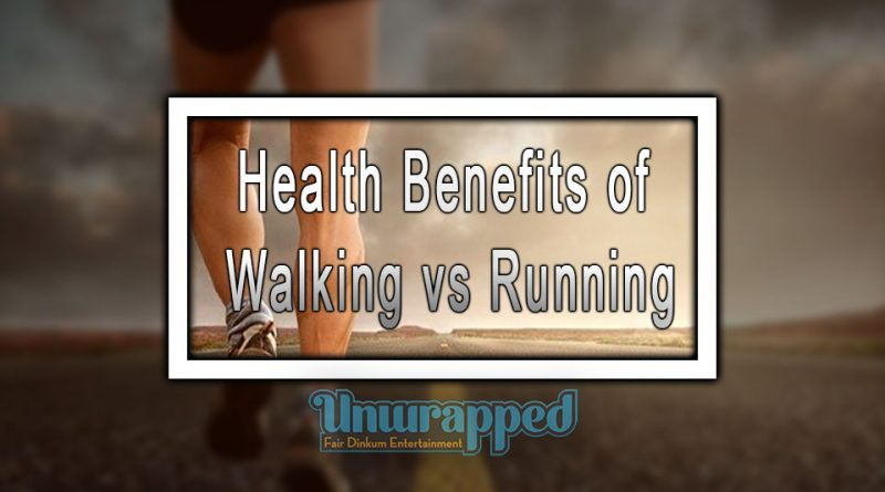 Health Benefits of Walking vs Running