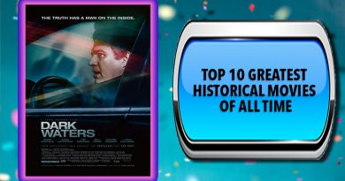 Top 10 Greatest Historical Movies of All Time