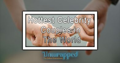 Hottest Celebrity Couples in The World