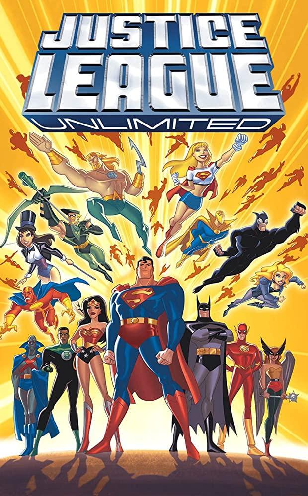 Justice League Unlimited (2004–2006)