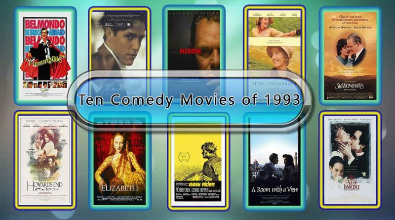 Ten Movies Like The Remains of the Day (1993)